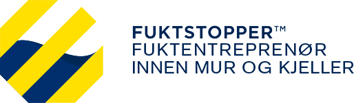 fuktstopper as logo