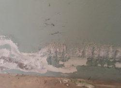 kapillært fuktoppsug i mur
