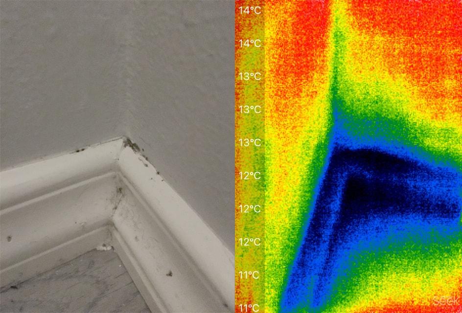 fukt bolig termomåling